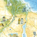 Archeological Map of Egypt icon