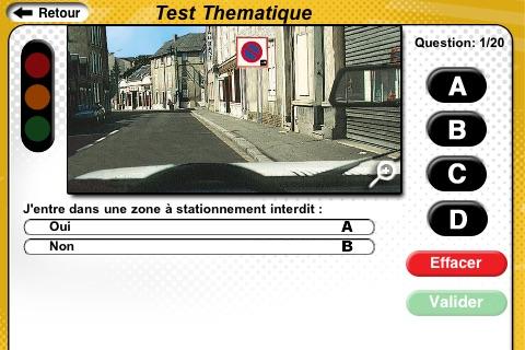 Réussir le Code de la Route CLASSIC screenshot 3