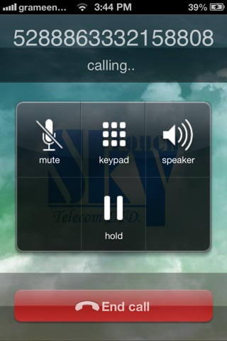 Sky Tel Dialer screenshot 3