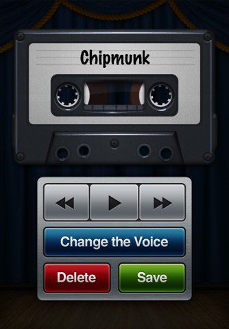Voices 2 ~ fun voice changing! Screenshot