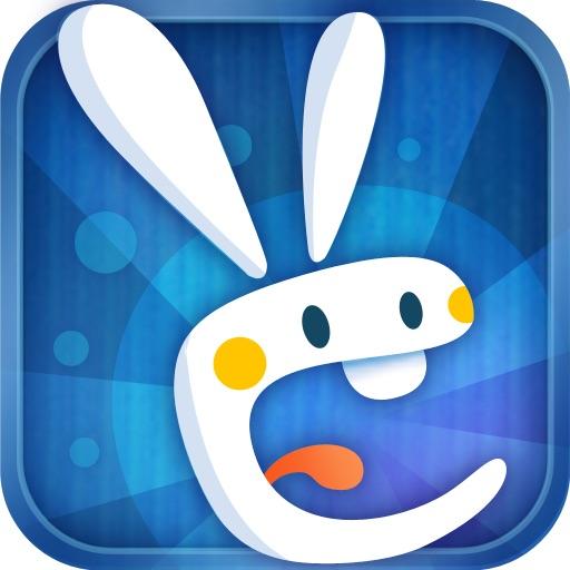 可爱兔子横屏大图