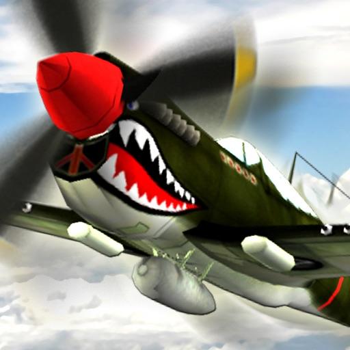 太平洋猛虎队 Tigers of the Pacific【3D空战】