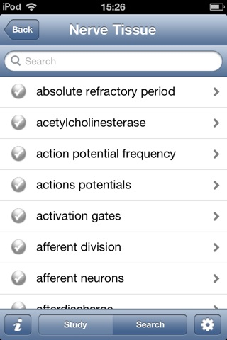 Anatomy and Physiology I screenshot 2
