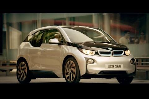 BMW i3 Become Electric 360° Film screenshot 1