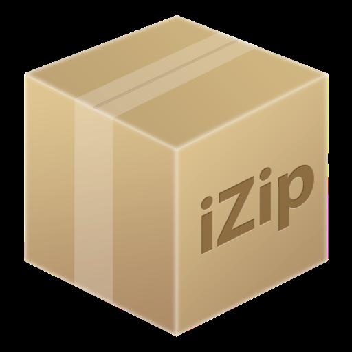 iZip Быстрый Pro Bundle Consildate инструмент и вид