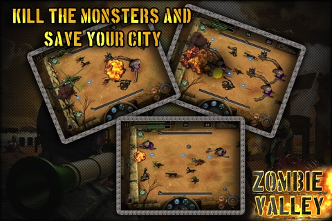 Zombie Valley screenshot 4