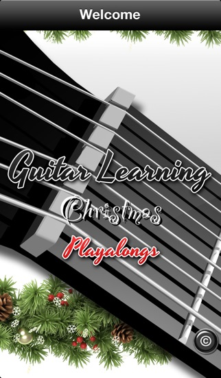 Guitar Learning Christmas Playalongs Screenshot