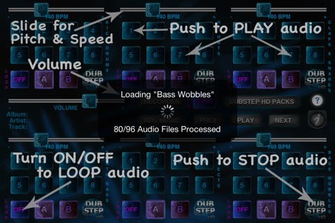 Dubstep Soundboard screenshot 3