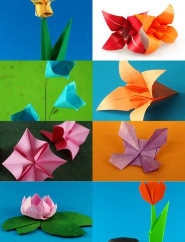 Screenshot #5 pour Fleurs Origami HD