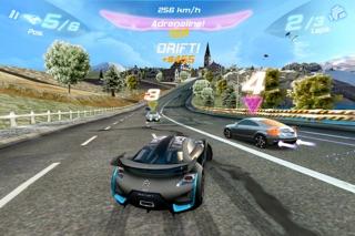 アスファルト6:Adrenaline screenshot1
