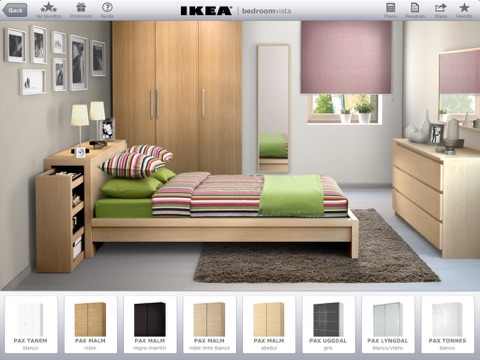 IKEA Bedroom Vista On The App Store