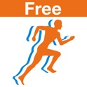 Run Walk Bike Meter Free icon