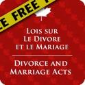 Lois sur le Mariage et le Divorce - Divorce and...