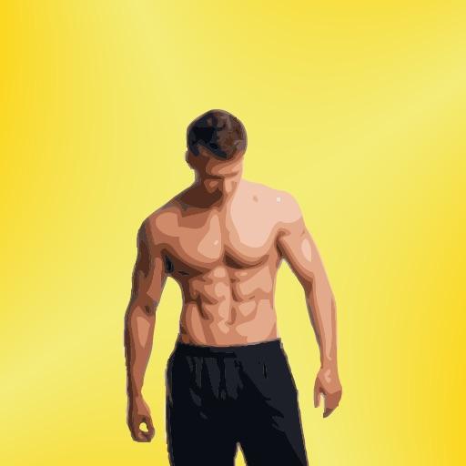 【健身健美】6周练出六块腹肌