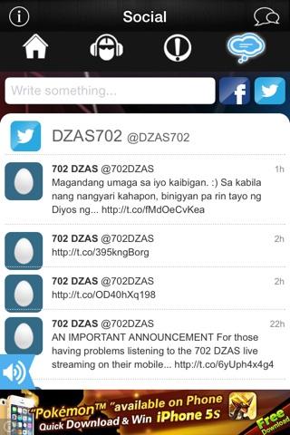 DZAS 702 screenshot 3