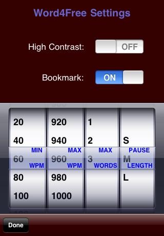 Word4Free screenshot 3