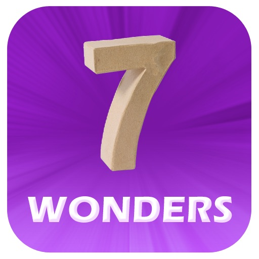 Spot It Out - Wonders of World iOS App