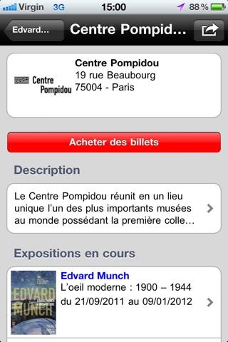 Capture d'écran iPhone 4