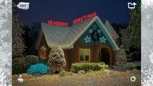 The Christmas Lights House Decorator on the App Store
