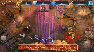 Screenshots of Dungeon Hunter 3 for iPhone