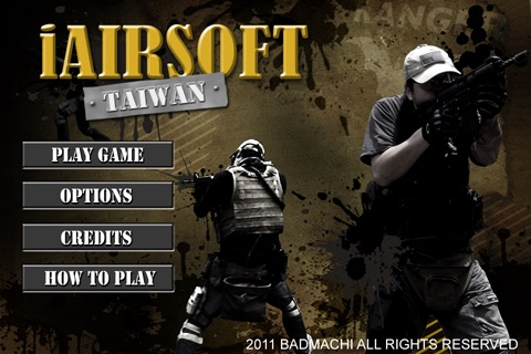 iAIRSOFT screenshot 1