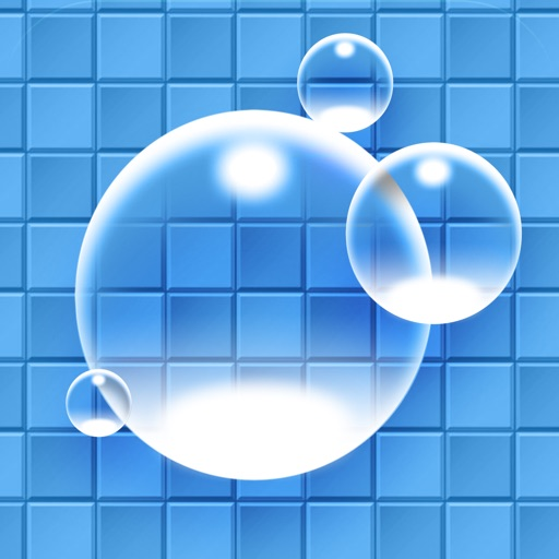 Bursting Bubbles iOS App