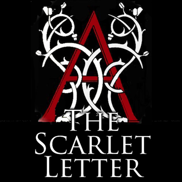 the scarlet letter on the app store