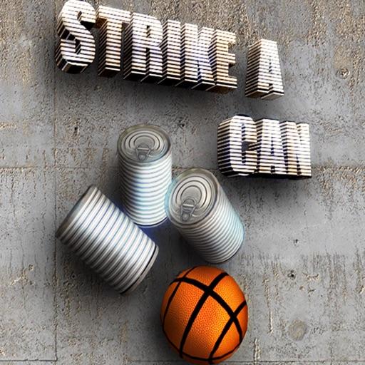 Strike A Can HD iOS App