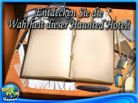 Haunted Hotel II: Glaube den Lügen HD Screenshot