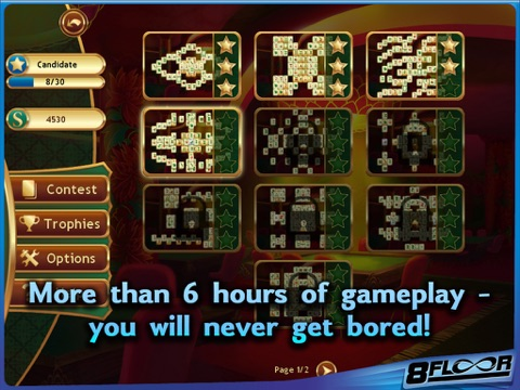 Mahjong - world contest screenshot 3