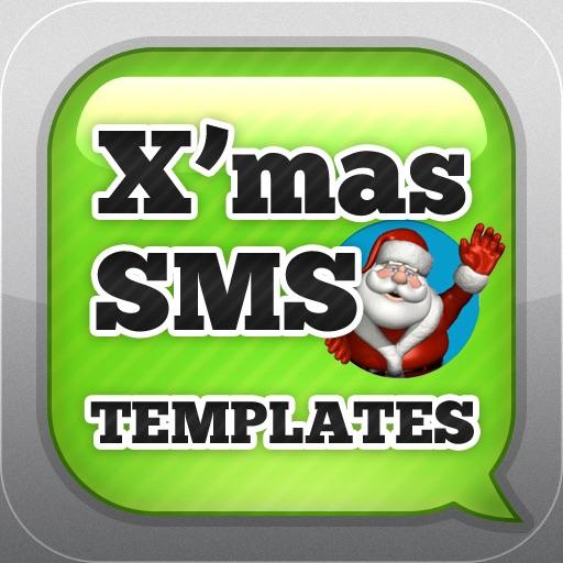 X'mas SMS Templates iOS App