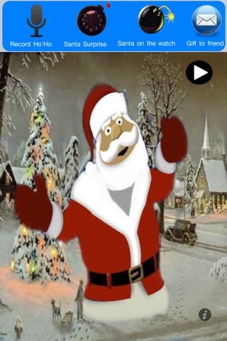 Jolly Santa screenshot 1