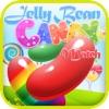 A Candy Jelly Bean Match - Kostenlose Hardest süchtig Blockieren Blasespiel
