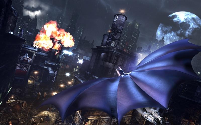 Screenshot #1 for Batman: Arkham City GOTY