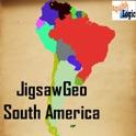 JigsawGeo South America icon