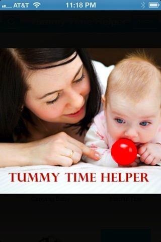 Tummy Time Helper screenshot 1