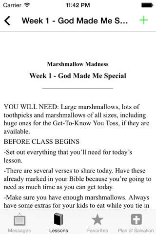 Children's Bible Lessons screenshot 3