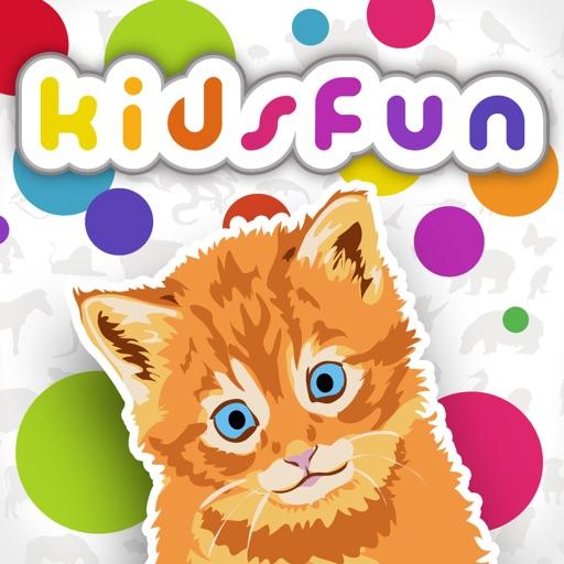 儿童乐趣:Kids Fun for iPhone【寓教于乐】