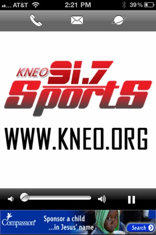 KNEO 91.7 FM screenshot 1