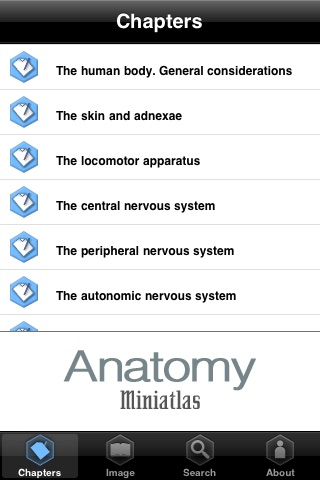 Miniatlas Anatomy Screenshot 5