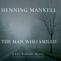 The Man Who Smiled (by Henning Mankell) icon