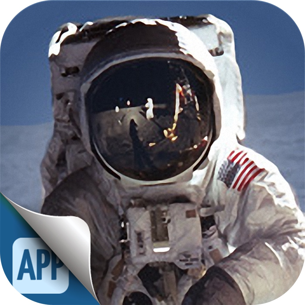 Buzz Aldrin Portal to Science and Space Exploration iOS App