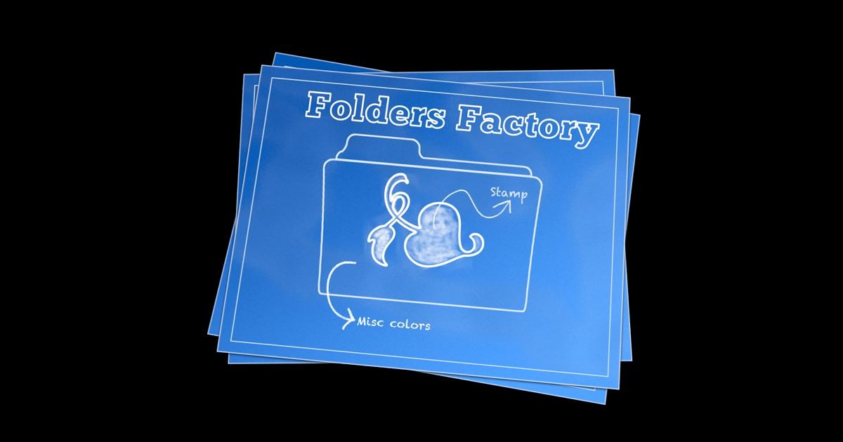 Folders Factory Windows
