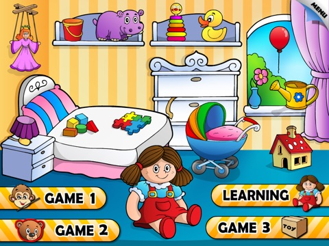 Abby - Toys - Games For Kids screenshot 2
