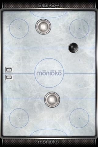 Optimum Air Hockey HD Screenshot