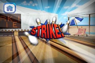 Screenshot von Beach Bowling 3D3
