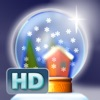 Awesome Snow Globe HD (AppStore Link)