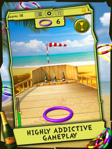 Screenshot #4 pour Carnival Toss 3D