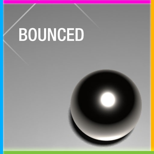 Bounced iOS App