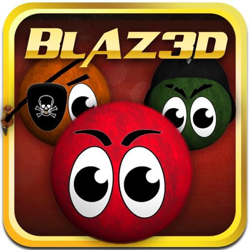 BLAZ3D iOS App